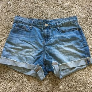 Calvin Klein jean shorts (super soft)